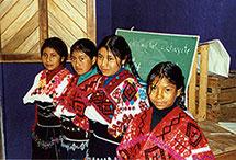 Mayan Students